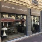 Nouvelle Ouverture à Nice du magasin Convertible Contemporain